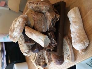 Mindre lyckade brödbak