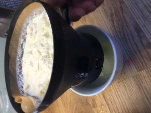 vassle från kefir eller yoghurt